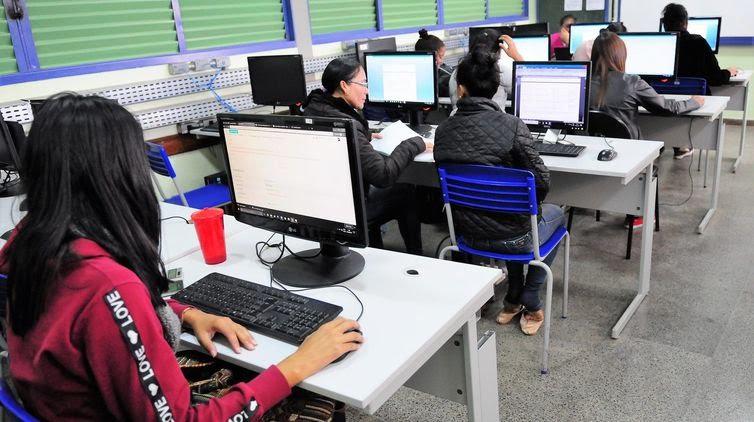 I ENEM DIGITAL – BRAZIL Estudantes podem conferir locais de prova do Enem Digital | AgênciaBrasil